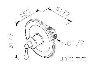 6703-XF-80CP_DIM