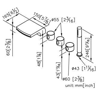 6929-M2-80PB_DIM